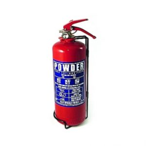 2kg Powder Extinguisher